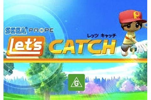 Let's Catch Wii-Ware Review | Family Gamer