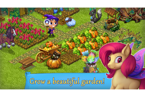 Fairy Farm - Games for Girls - Android Apps on Google Play