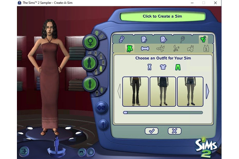 Download The Sims 2 Create a Sim for PC - Free