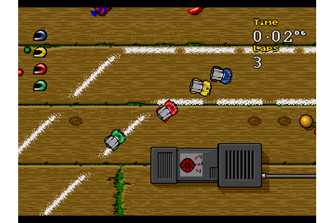 Free Download Games Micro Machines V4 (mediafire)