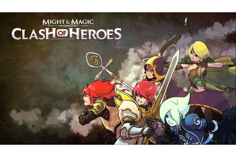 Might & Magic : Clash of Heroes Soundtrack - Battle Theme ...