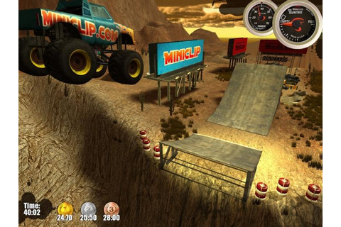 Monster Trucks Nitro - Download