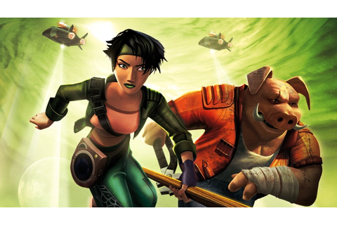 Ubisoft - Beyond Good and Evil HD