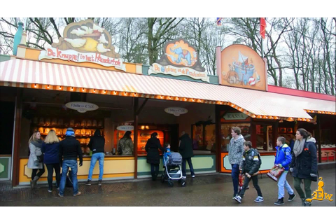 Oude Game Gallery @Efteling - YouTube