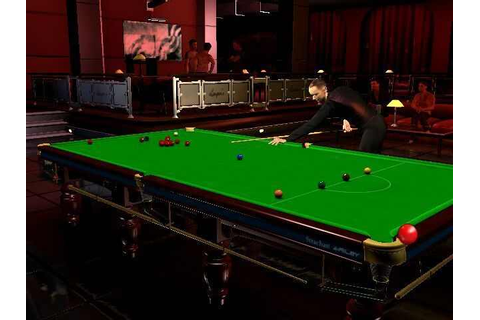 WSC Real 08 World Snooker Championship Download Free Full ...