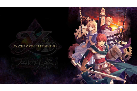 Ys: The Oath in Felghana Soundtrack (Full) - YouTube