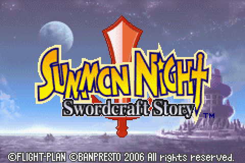 Old Timey Games: Summon Night: Swordcraft Story (Part 1)