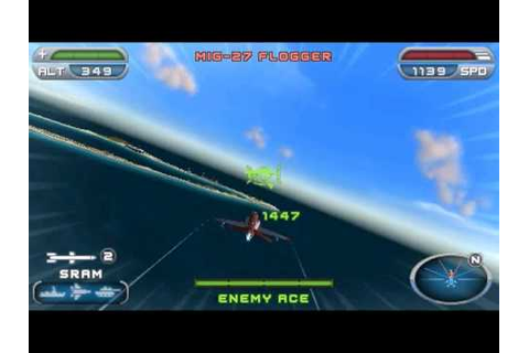 Heatseeker Sony PSP - YouTube