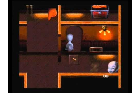 Sega Saturn A - Z - Casper (Gameplay) - YouTube