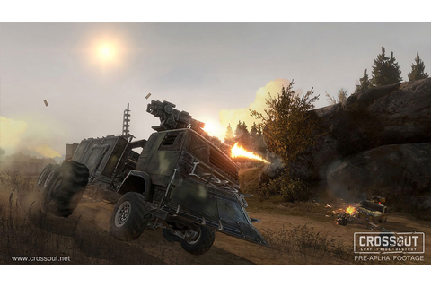 Crossout - Free to Play MMO action game