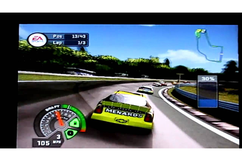 NASCAR 07 ROBBY GORDON FATAL CRASH - YouTube