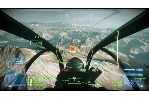 BF3 Ultimate Chopper Guide - Tank, Helicopter, Infantry ...