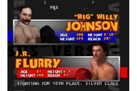 Ready 2 Rumble Boxing Download Game | GameFabrique