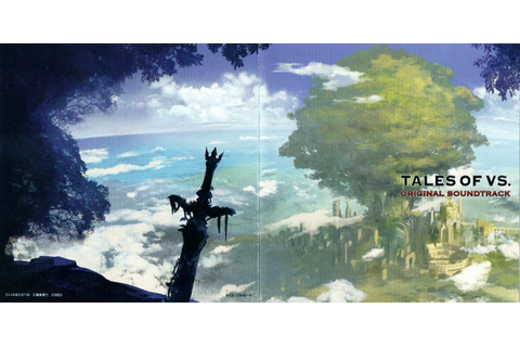 Tales of VS. Original Soundtrack. Soundtrack from Tales of ...
