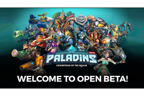 Paladins - Welcome to Open Beta! - YouTube