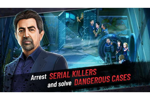 Download Criminal Minds: The Mobile Game【FREE】 ¡Updated 2019!