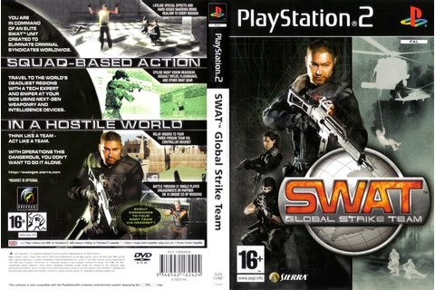 SWAT: Global Strike Team - PlayStation 2 | Games | Pinterest