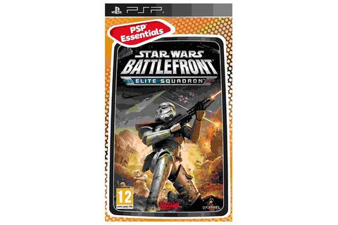 Star Wars Battlefront: Elite Squadron Essentials - PSP G ...
