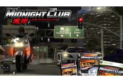 GAMES 411 – MIDNIGHT CLUB:LOS ANGELES (XBOX360,PS3,PSP ...