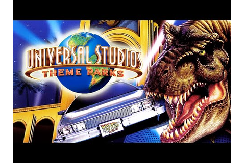 Gamecube Month - Let's Play: Universal Studios Theme Park ...
