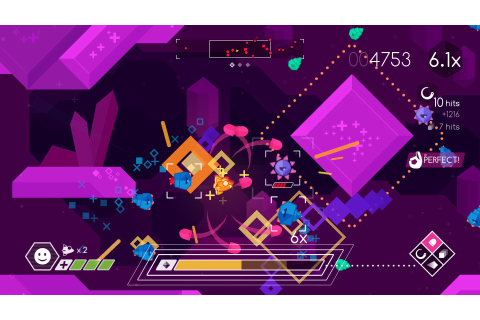 Graceful Explosion Machine Review - Rocket Ride Rumble