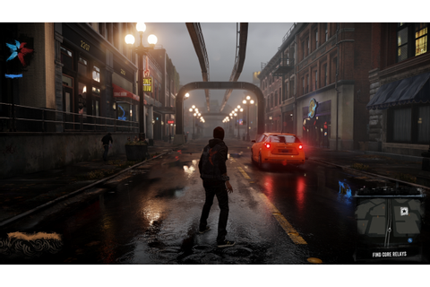 Infamous Second Son HDR Comparison Screenshots Highlight ...