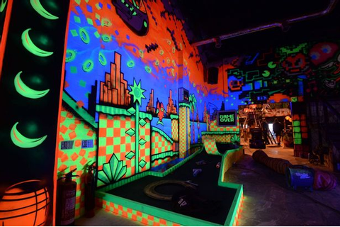 See inside wacky new attraction Ghetto Golf which mixes ...