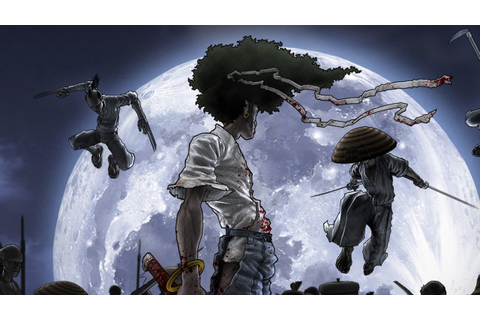 Afro Samurai 2 In Development - IGN
