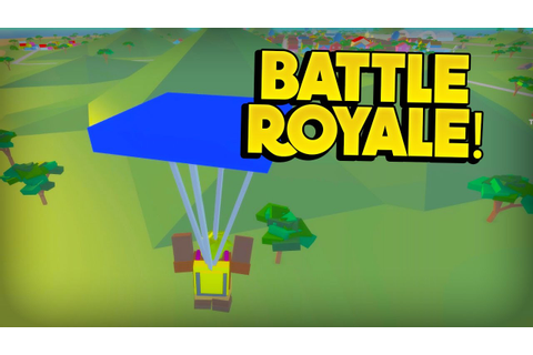 ROBLOX BATTLE ROYALE! - ROBLOX SALVAGE - YouTube