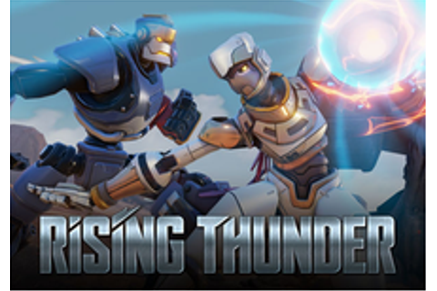 Rising Thunder (video game) - Wikipedia
