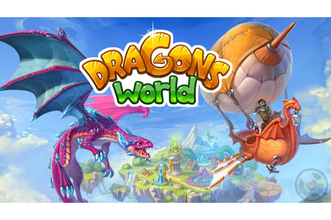 Dragons World HD - iPad - Gameplay - YouTube