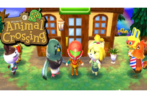 Animal Crossing: New Leaf - Gooseton's Roost (Nintendo 3DS ...