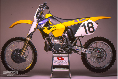 TWO-STROKE TUESDAY | WAS THE 1998 SUZUKI RM250 A WINNER ...