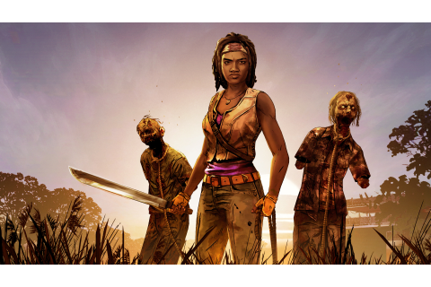 The Walking Dead: Michonne - Episode One gets a release ...