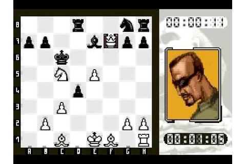 Virtual Kasparov (GBA) Gameplay - YouTube