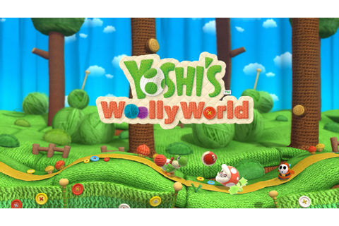 Yoshi's Woolly World TV Commercial
