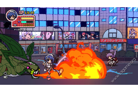 Phantom Breaker: Battle Grounds - Download Free Full Games ...