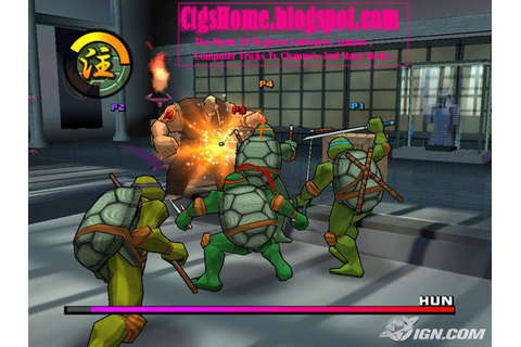 Teenage Mutant Ninja Turtles 2 Battle Nexus Free Download ...
