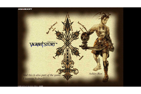 Vagrant Story Music - Wyvern (Original Game Version) - YouTube