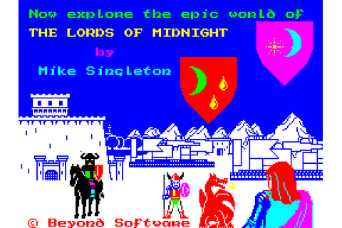 Adventure Classic 'The Lords of Midnight' Coming to iOS ...