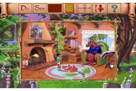 Download Mixed-up fairy tales adventure for DOS (1991 ...