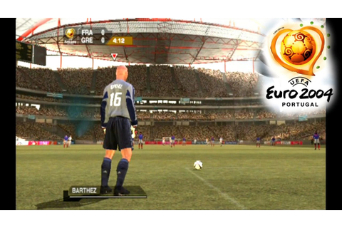 UEFA Euro 2004: Portugal ... (PS2) - YouTube