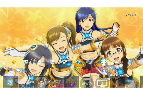 THE IDOLM@STER PLATINUM STARS COSMIC Theme PS4 - YouTube