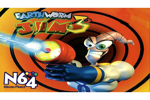 Earthworm Jim 3D - Nintendo 64 Review - Ultra HDMI - HD ...
