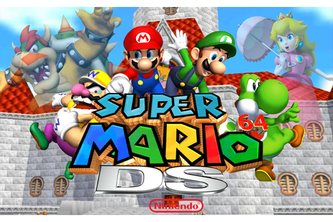 Super Mario 64 DS Gets an ESRB Rating for Wii U