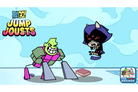 Teen Titans Go: Jump Jousts - Beast Boy going Bananas on ...