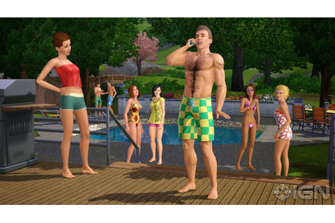 Sims 3 Generations PC Game Full version Latest Free ...