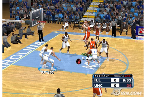 College Hoops 2K6 Screenshots, Pictures, Wallpapers ...