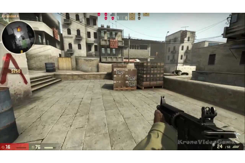 Counter-Strike: Global Offensive Gameplay PC HD - YouTube
