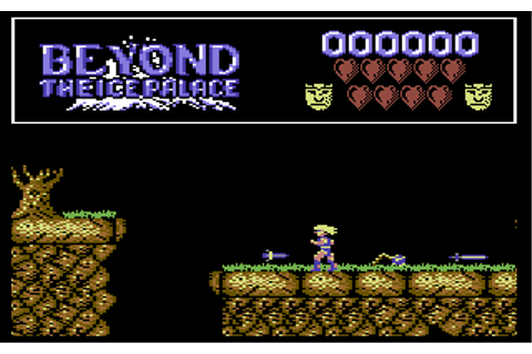 Beyond the Ice Palace - Commodore 64 Game / C64 Games, C64 ...